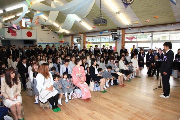平成29年度(2017年)入園式