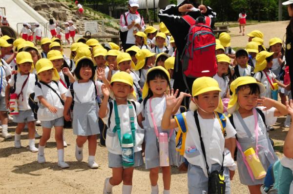 遠足 Yellowクラス