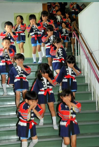 幼年消防クラブ