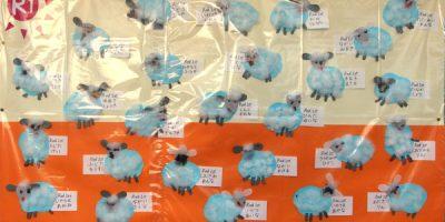 モコモコ羊製作 令和2(2020)年11月16日