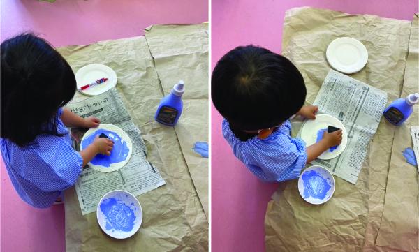 時計製作 〈2歳児〉 令和3(2021)年5月24~28日