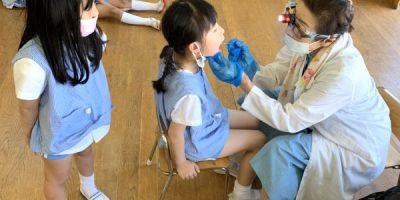 歯科検診 令和3(2021)年6月10日
