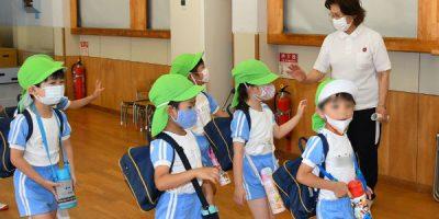 Gクラスお楽しみ遠足  令和3(2021)年7月20日