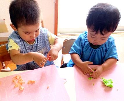 指遊び〈1歳児〉 令和3(2021)年9月14日