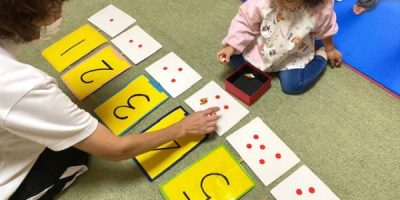 数遊び〈1歳児〉 令和3(2021)年10月18日